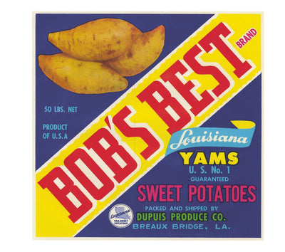 Yams for everyone!