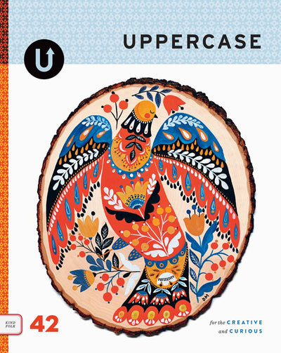 UPPERCASE #42 wholesale