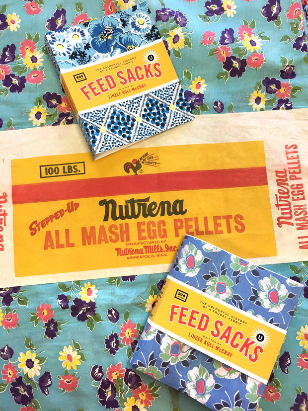 Feed Sacks: The Colourful History of a Frugal Fabric