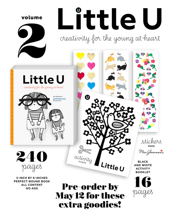 Little U: Volumes 2 and 3