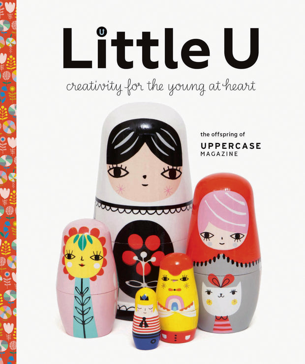 Little U Bundle: Volumes 1, 2, 3