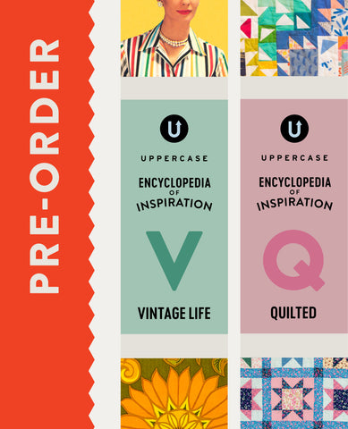 Pre-Order Vintage Life and Quilted