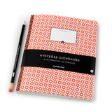 UPPERCASE everyday notebook (warm colours)
