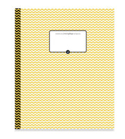 UPPERCASE everyday notebooks - wholesale pack of 6 warm colours