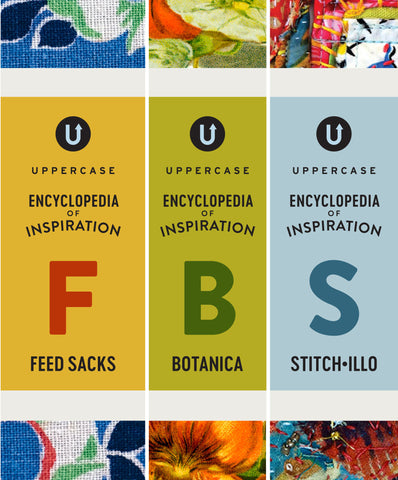 The UPPERCASE Encyclopedia of Inspiration BOX SET