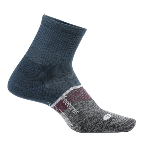 Feetures Elite Light Cushion Quarter Unisex