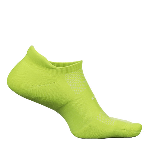 Feetures High Performance Ultra Light No Show Tab - Verde