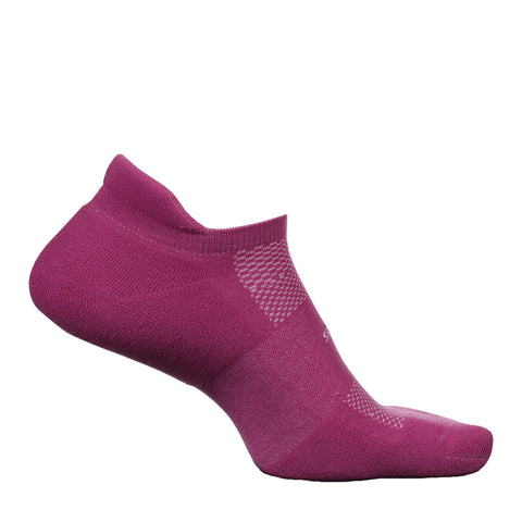 Feetures High Performance Ultra Light No Show Tab - Morado