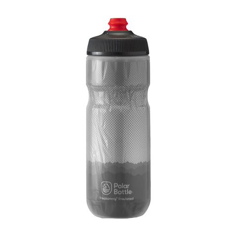 Polar Bottle Ridge Charcoal Insulated 20oz Unisex - Negro