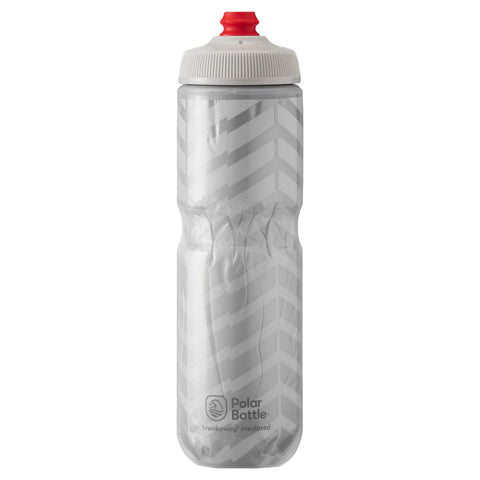 Polar Bottle Termo 24oz Bolt Silver Insulated Tornillo