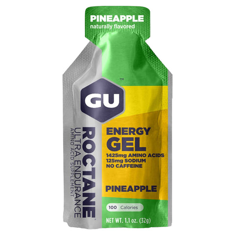 Gu Energy Gel Roctane Energy 32g - Piña