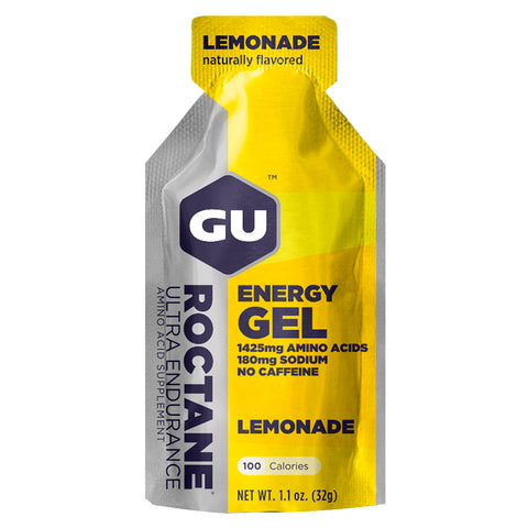 Gu Energy Gel Roctane Energy 32g - Limon