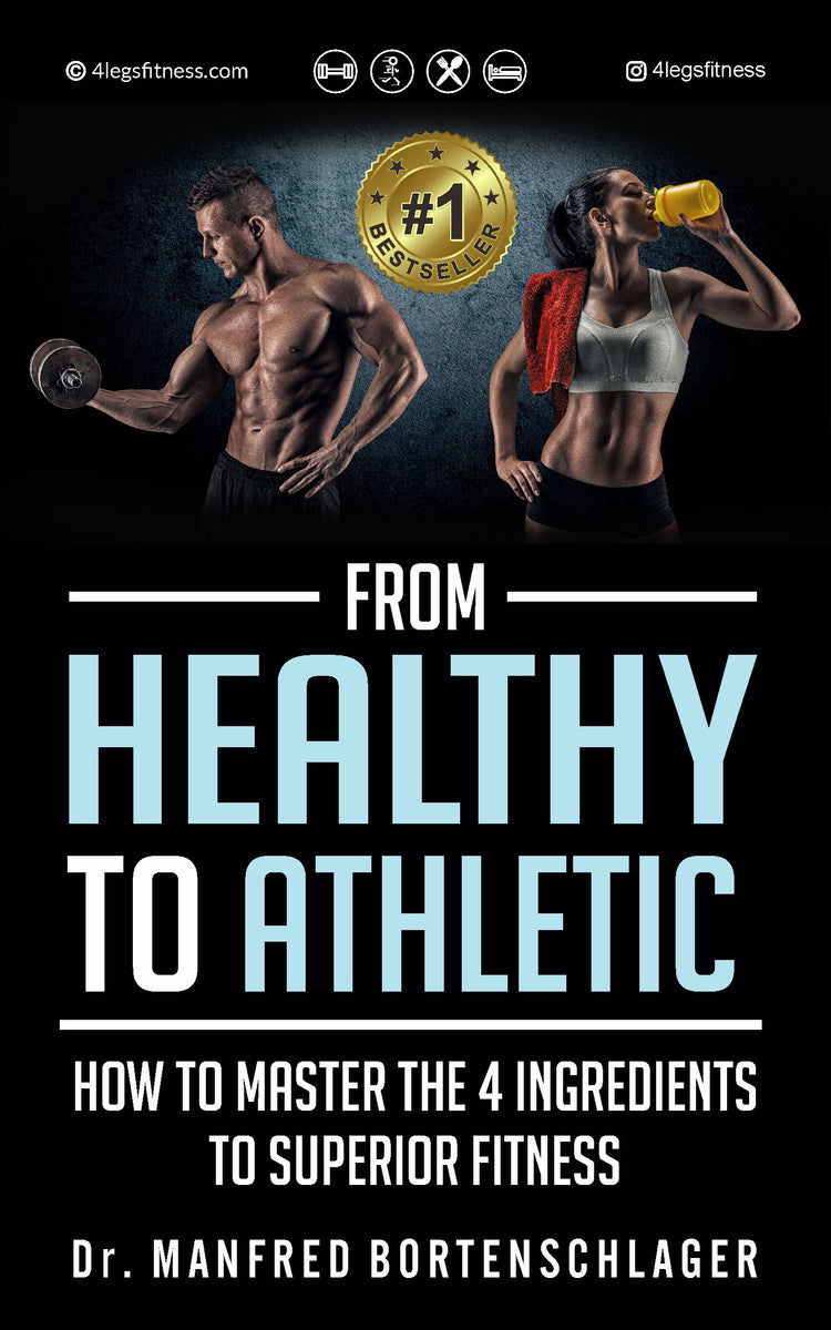 From Healthy to Athletic bestseller book