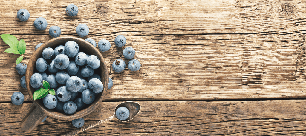 Best anti-inflammatory foods: blueberry in a bowl