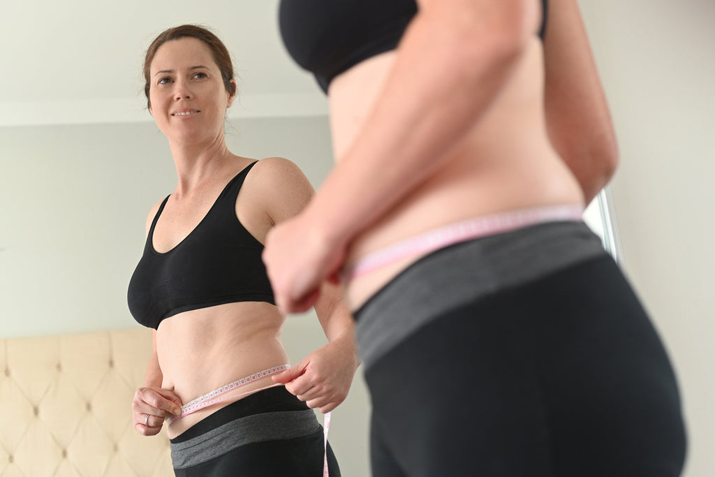 what is body composition: measuring waist