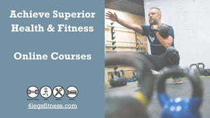 Health and fitness program online elearning courses