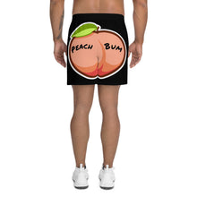 Athletic Shorts: Peach Bum
