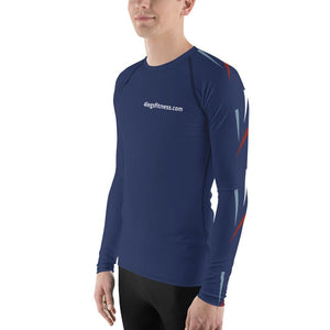 Elastic and Comfortable Rash Guard