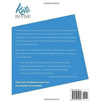 Keto in Five - The Complete Collection-Diets & Recipes-Independently published-Keto Kuts