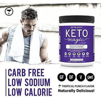 Keto Magic Exogenous Ketone Weight Loss Supplement-Supplements-Top Notch Nutrition-Keto Kuts