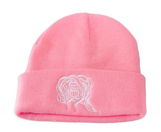 Castle Addict Light Pink Beanie