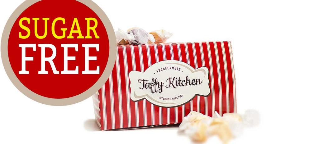 Sugar Free - Taffy Large Box