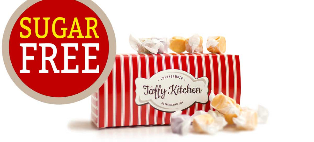 Sugar Free - Taffy Small Box