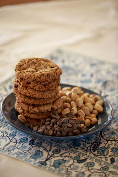 Gourmet Cookies From Sprouted Spelt - Who Cares!?