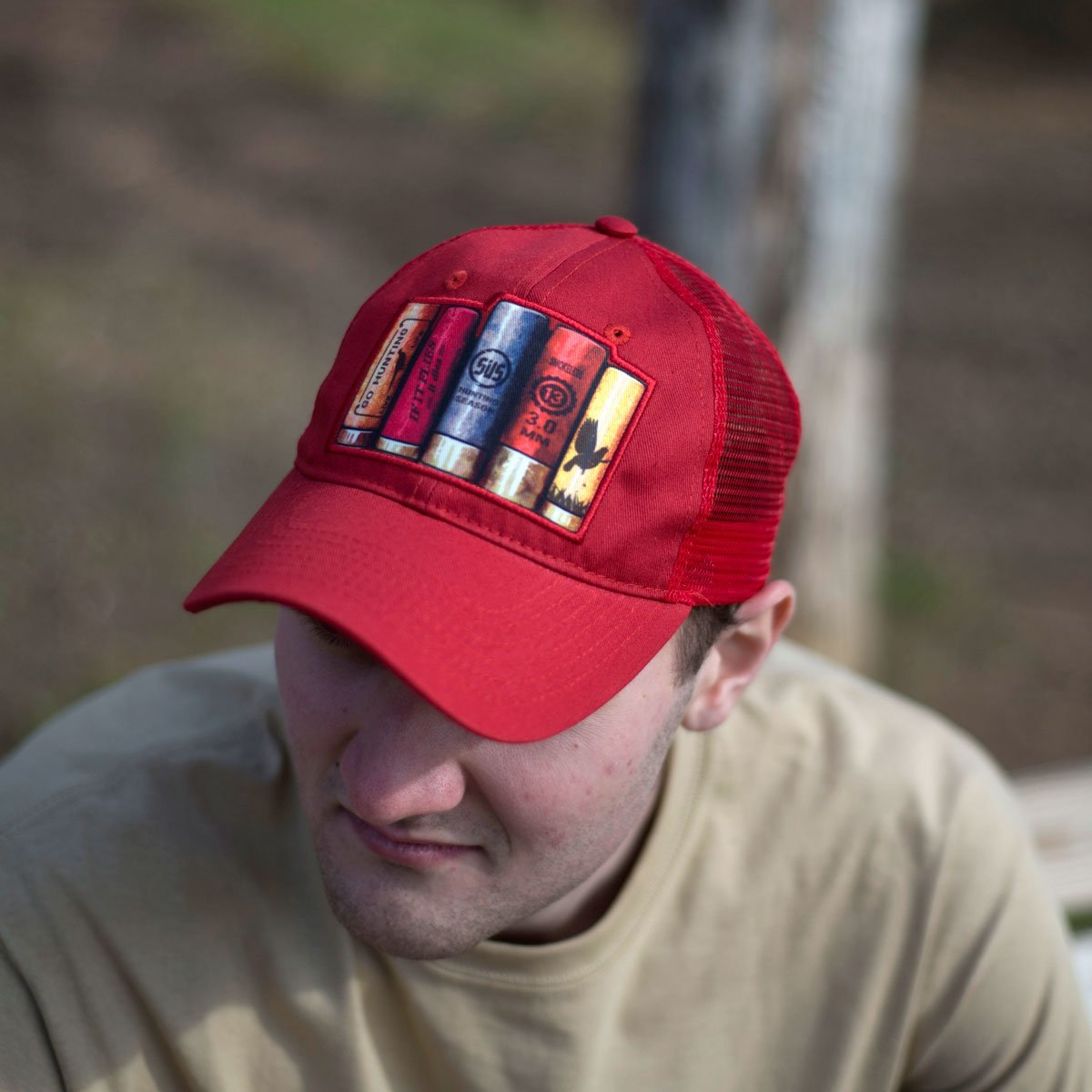 Multi-Shells Hat