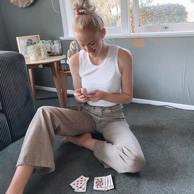 3 Fun Staycation Card Games
