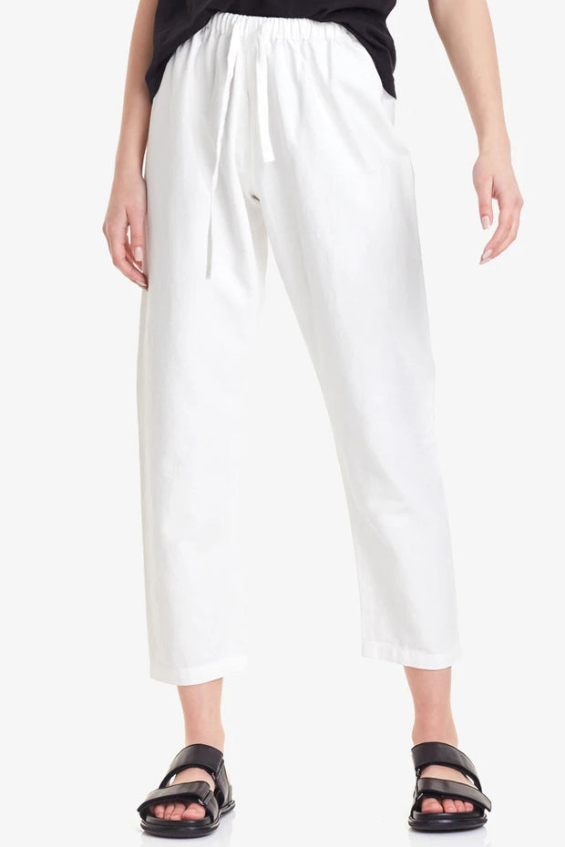 Commoners Womens Linen Pant