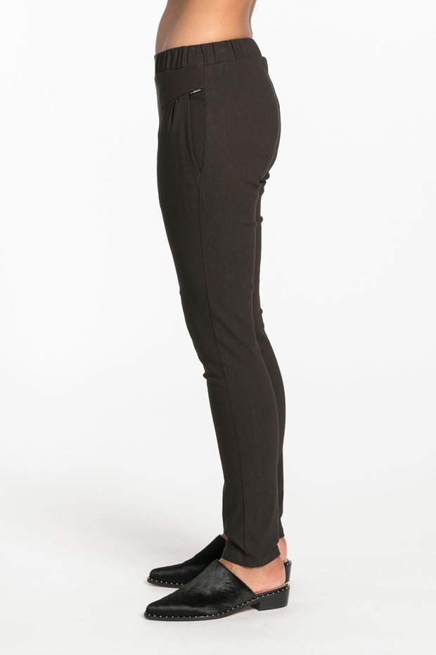NES DARTSTA PANTS   The Nes Dartsta pant are a wardrobe staple. The Dartsta pants have a tailored look and are crafted from a soft stretchy fabric for ultimate comfort. The Dartsta pants feature a side angled pocket, flat front and elasticated waist. The Dartsta pants are the perfect pant for work, special occasions or daily wear.