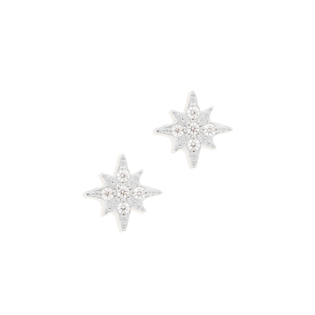 BY CHARLOTTE STARLIGHT EARRINGS  The By Charlotte Starlight Hoops are gorgeous feminine studs, which can be worn to add some simple sophistication to any outfit. The Starlight Earrings feature an classic stud design, with each suspending a dainty star charm, which is sporting Cubic Zirconia crystals. Wear the By Charlotte Starlight Earrings daily or for your chosen occasion, team back with other By Charlotte  earrings and accessories.