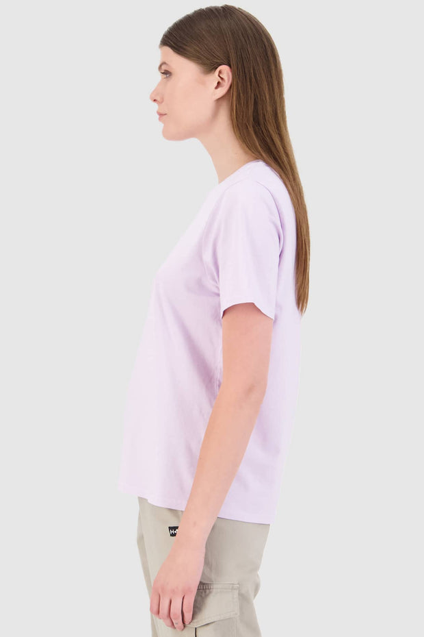 HUFFER STELLA TEE / STATESIDE  The Huffer Stella Tee/Stateside is a classic Huffer Slogan Tee, perfect for daily wear. The Huffer Stella Tee/Stateside features a classic crew neckline, and a signature 'Huffer' printed across the chest, finished with a straight cut hemline. Perfect for casual and every day wear. Team The Huffer Stella Tee/Stateside back with your favourite denim for a comfy cool look.