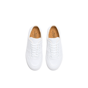 COLLECTIVE CANVAS BAL  The Collective Canvas Bal Sneakers are now available in White and Natural. The Bal Sneakers feature a minimalist design, with classic laces for fastening, and are practical versatile sneakers perfect for daily wear. The Bal sneakers are crafted using sustainable and naturally sourced materials,