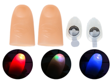 Light Up Thumb Tip Pair