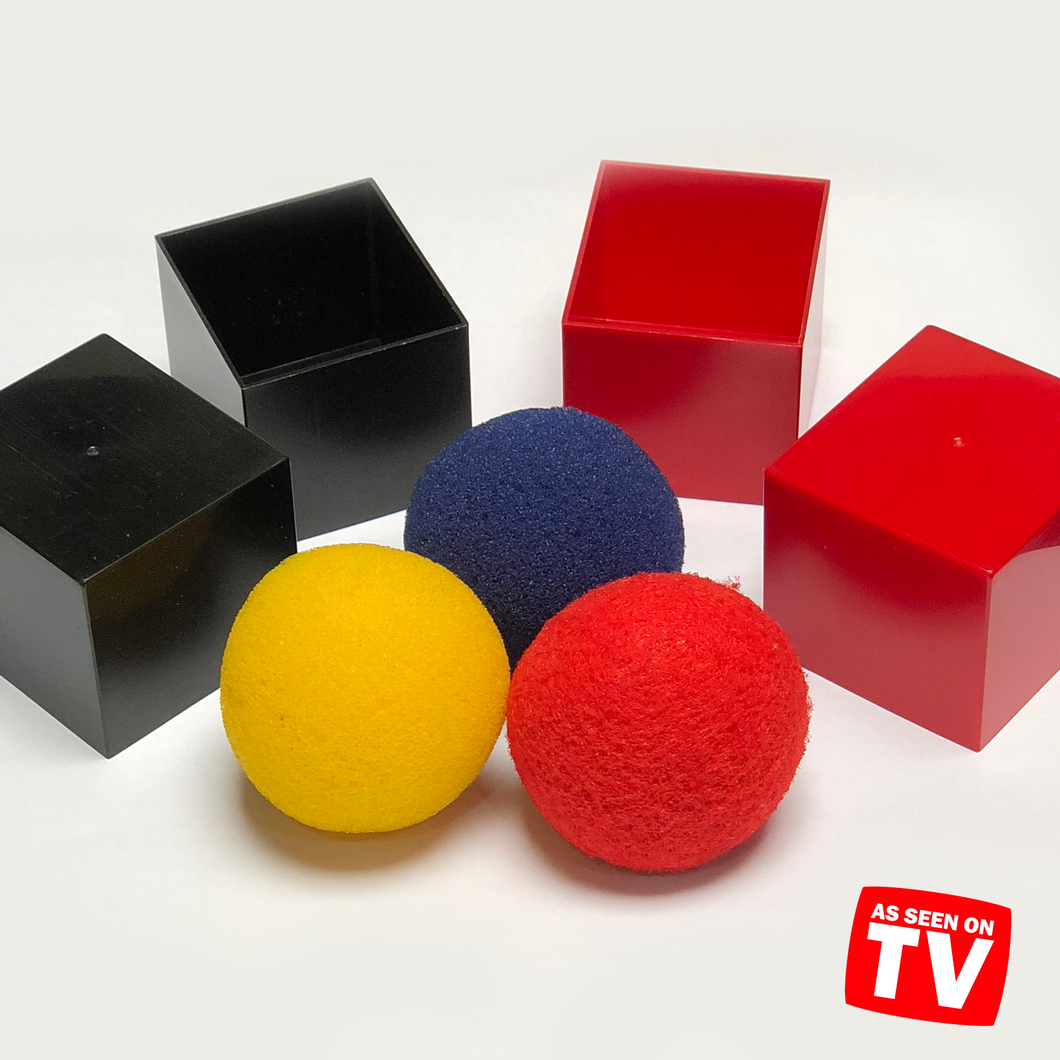 ParaBox Sponge Ball Magic Trick -  <span style=