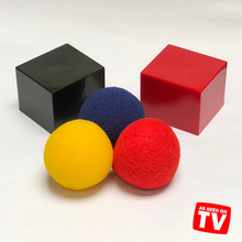 "ParaBox Sponge Ball Magic Trick -  <span style=""color: red;"">FREE SHIPPING!</span>"