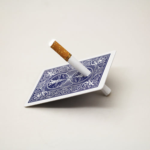 Cigarette Through Card PRO -  <font color=