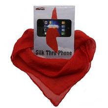 Silk Through Phone Illusion