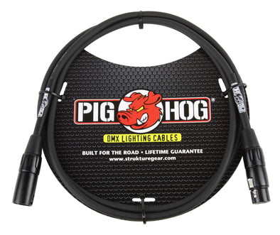 Pig Hog 5ft DMX Lighting Cable