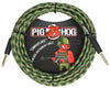 "Pig Hog ""Camouflage"" Instrument Cable, 20ft"