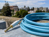 "Pig Hog ""Daphne Blue"" Instrument Cable, 10ft Right Angle"
