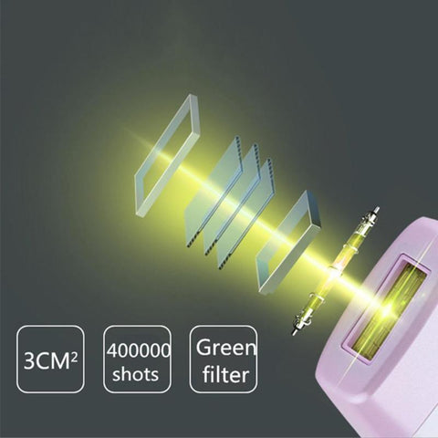Permanent Laser Hair Remover Machine
