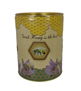 Raw Organic Wildflower Honey - Bulk Size