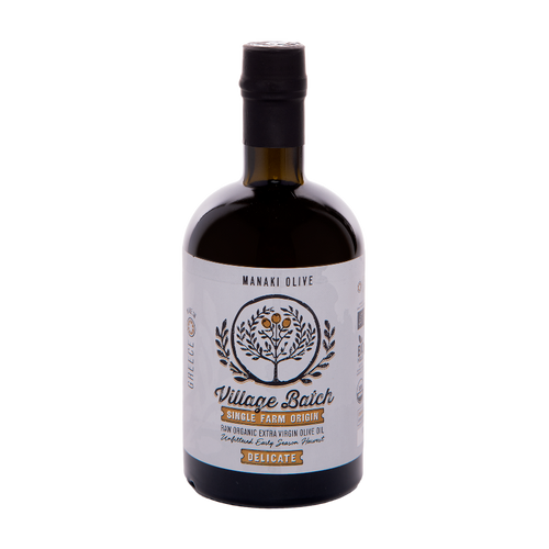 Manaki Early Season Harvest Organic Extra Virgin Olive Oil