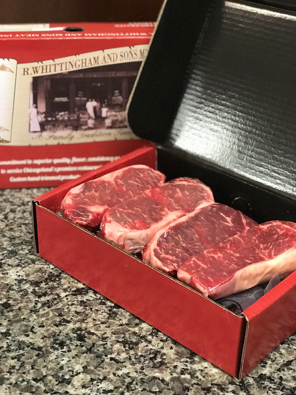 Gift Box: Strip Steaks