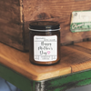 9 oz. Smoked Candle - Mother's Day Collection