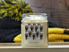 9 oz. Clear Jar Candle - Bern Time
