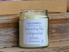9 oz. Clear Jar Candle - S/S Schitt's Creek